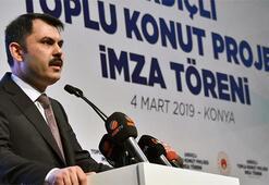 Bakan Kurum açıkladı: Başvurular başlıyor
