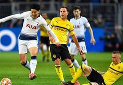 Borussia Dortmund-Tottenham: 0-1