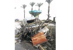 KKTC'de sel felaketi: 4 ölü
