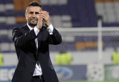 Hırvat hoca Fenerbahçe maçı için Konya'da
