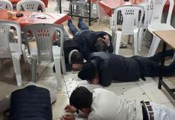 Ankarada yakalandılar Polisleri karşılarında görünce ne yapacaklarını şaşırdılar