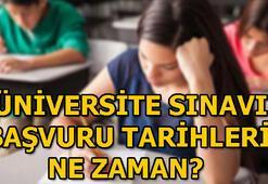 2019 Üniversite sınavı ne zaman YKS başvuruları başladı mı