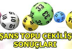 Şans Topu çekiliş sonuçları 28 Kasım Şans Topu sorgula