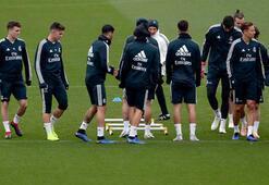 Conteye Real Madrid şoku İsyan çıktı...