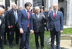 TBMM Başkanı Yıldırım açıkladı: Marmaray yapılırken bulunan eserler için müze
