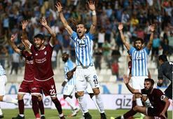 Adana Demirspor - Tetiş Yapı Elazığspor: 0-1