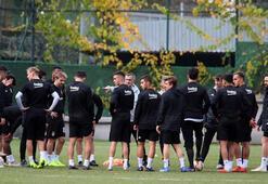 Beşiktaşın Sarpsborg 08 maçı kadrosu açıklandı