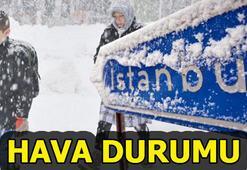 Hava durumu   Meteorolojiden son dakika uyarısı Kar yağışı...