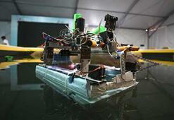 Fatih Sultan Mehmetten ilham alıp fetih robotu yaptılar