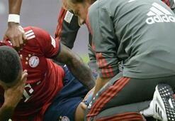 Bayern Münihi yıkan sakatlık Tolisso 6 ay yok...