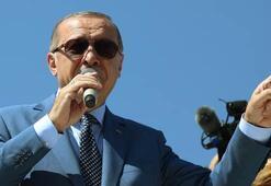 Cumhurbaşkanı Erdoğandan uyarı: Uzak durun
