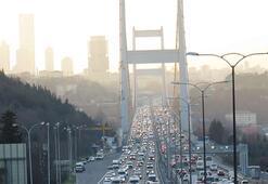 İstanbulda maç trafiği... Bu yolları kullanacaklar dikkat