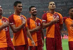 Galatasaray sahasında yenilmezlik serisini 22 maça çıkardı