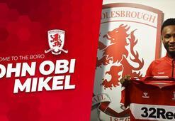 John Obi Mikel Middlesbrough'ta
