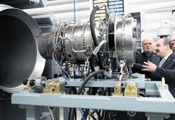 İlk milli helikopter  motoru test edildi