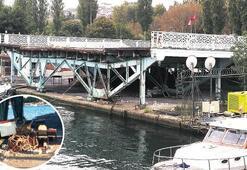 Şimdiki hali yürek burktu Tarihi köprünün acı sonu