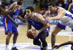 Arel Üniversitesi Büyükçekmece Basketbol - Anadolu Efes: 72-90