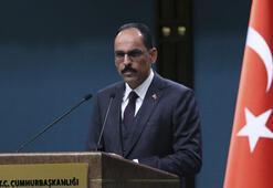 Cumhurbaşkanlığı Sözcüsü İbrahim Kalından flaş Kaşıkçı açıklaması