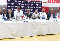 Adana basketbola doydu
