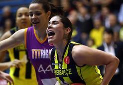 Fenerbahçe - TTT Riga: 61-62