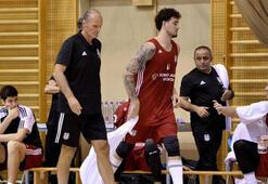 Beşiktaş Sompo Japande Joe Alexander kadro dışı
