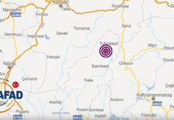 Son dakika | Adanada gece yarısı korkutan deprem