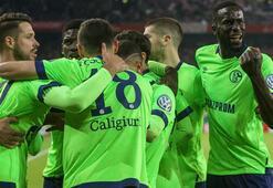 Schalke 04, Almanya Kupasında 3. tura yükseldi