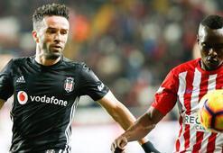Antalyaspor - Beşiktaş: 2-6 (İşte maçın özeti)