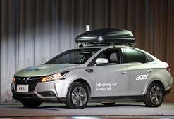 Acer, sürücüsüz otomobilini gün yüzüne çıkardı
