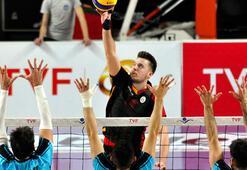 İkbal Afyon Belediye Yüntaş -  Galatasaray: 3-1