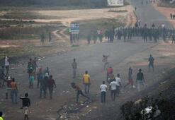 Venezuela sınırında şiddetli çatışmalar, can kayıpları var