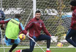 Trabzonspor, ampute takımı ile özel maç yaptı