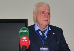 Başkan Ali Ay, Bursasporun borcunu açıkladı