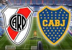 Madridde Libertadores Kupası için güvenlik alarmı