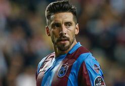 Trabzonsporda Jose Sosa, Başakşehir maçına yetişiyor