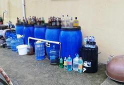 Yer: Yalova 670 litre ele geçirildi