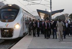 Senegalin tek aktif demir yolu hattı açıldı