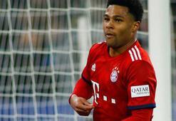 Serge Gnabry 4 yıl daha Bayern Münih'te