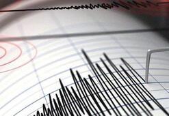 Son dakika... Adıyamanda korkutan deprem