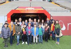 Galatasaraydan anlamlı organizasyon
