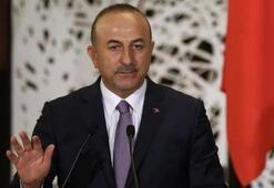 Dışişleri Bakanı Çavuşoğlundan iki kritik görüşme