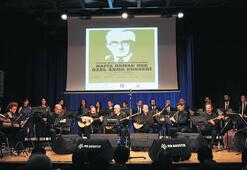 Harputlu müzisyen İstanbul'da anıldı