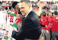 Pınar Karşıyaka'da final çoşkusu