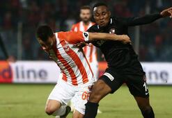 Adanaspor - Gazişehir Gaziantep: 1-1