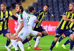 Fenerbahçe-Giresunspor: 1-0