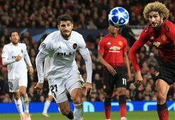 Manchester United - Valencia: 0-0