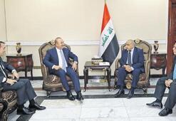 Bağdat'a kritik ziyaret