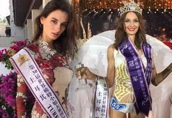 Pınar Tartan Dünya Mankenler Kraliçesi seçildi