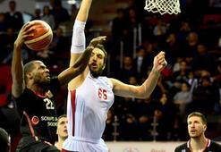 Gaziantep Basketbol-Beşiktaş Sompo Japan: 63-56