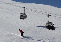 Çambaşı Yaylası kış turizminin gözdesi oldu